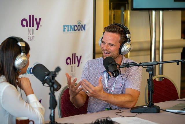 Andy Interviewing Rachel Cruze