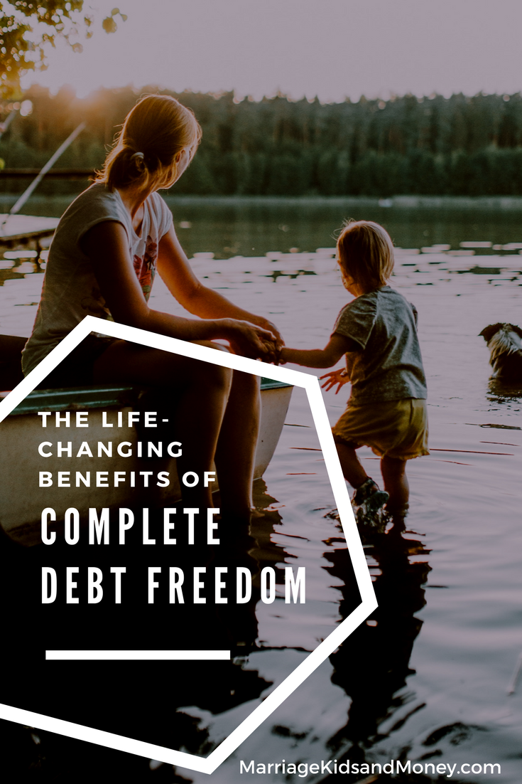 The Life-Changing Benefits of Complete Debt Freedom