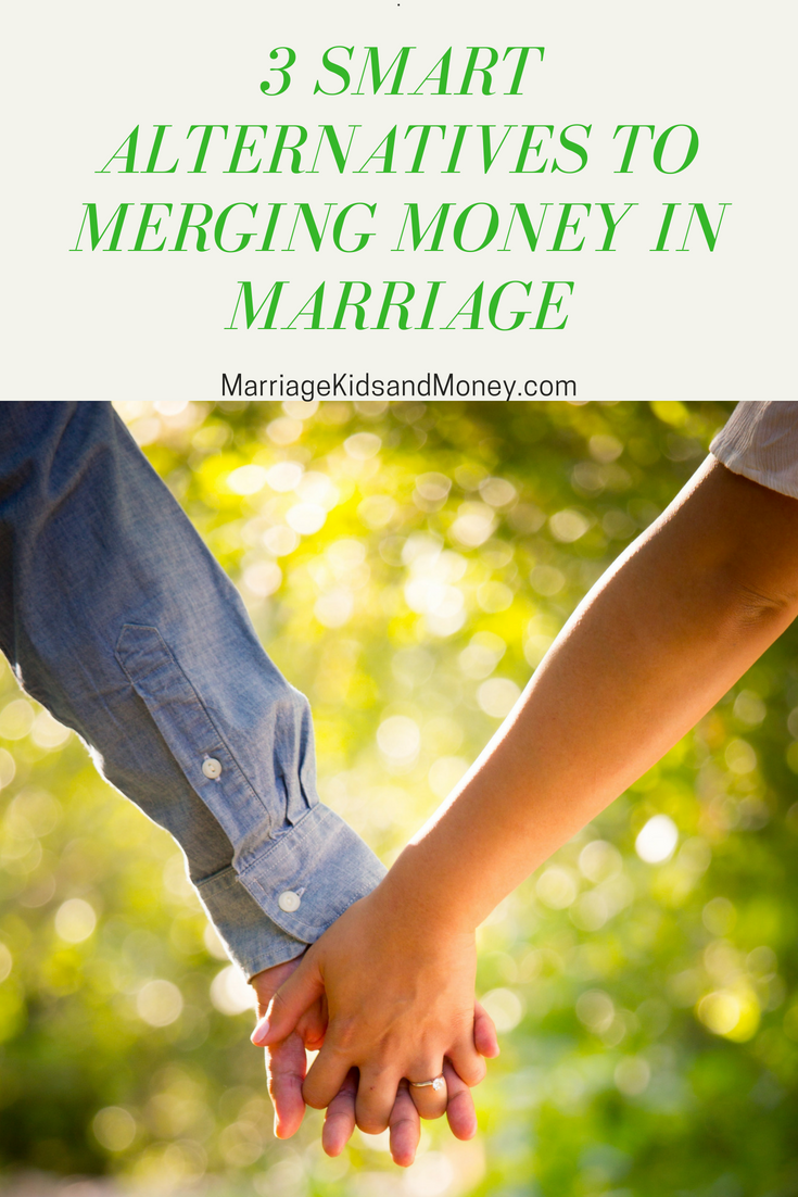 Marital Finances, Seperate Accounts, Money and Marriage