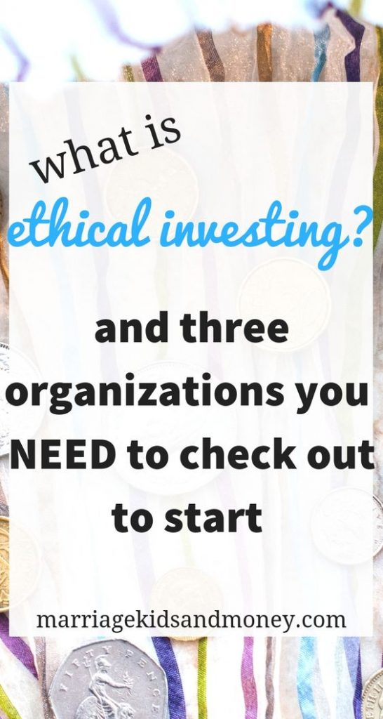 #Investing #Ethics #Investingtips What is ethical investing? How to start ethical investing.