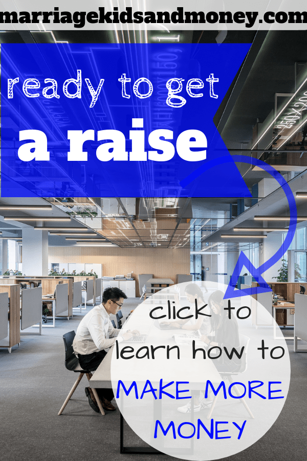 Make more money. How to increase income. How to get a raise. How to be a good employee. Job tips. Career advice. Money.