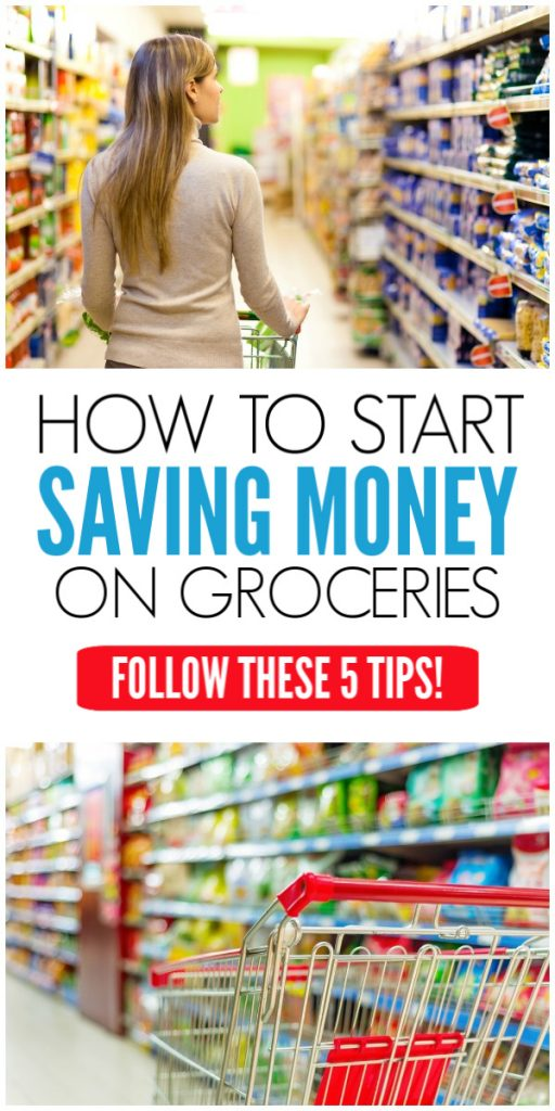 Tips to reduce your spending and save money on groceries