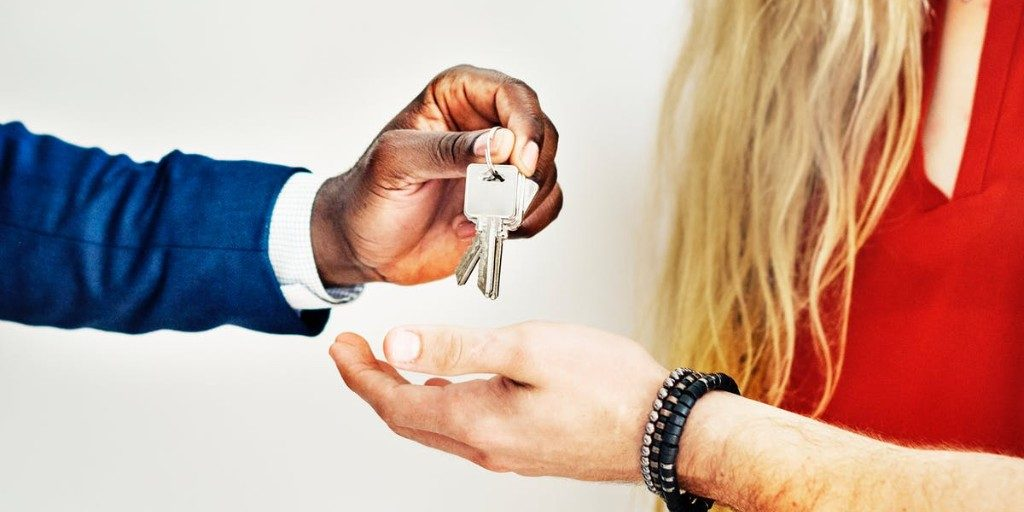 long distance real estate keys