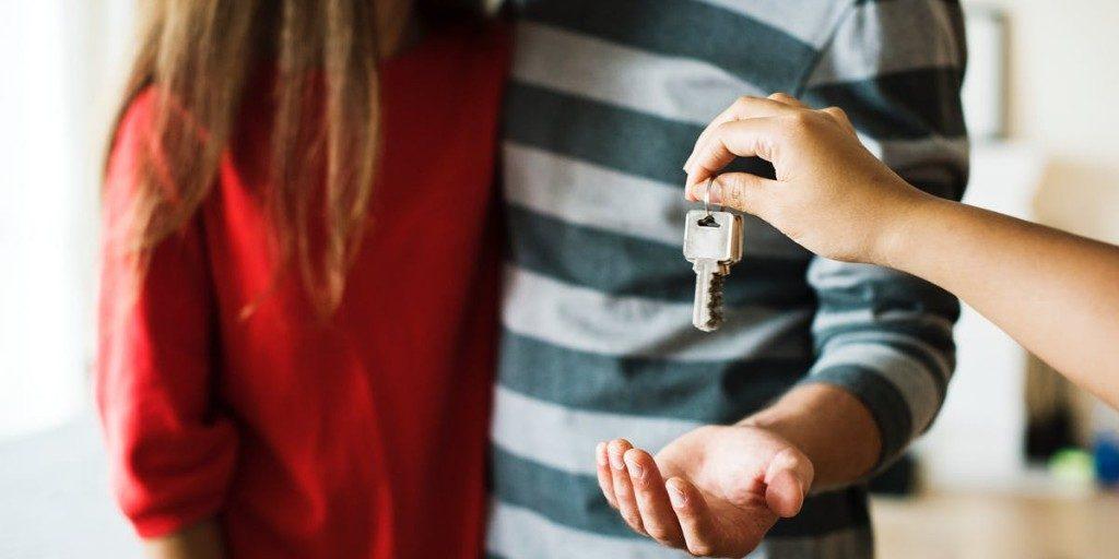 rental properties cash keys